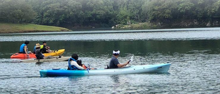 近畿地方避難者交流会@青蓮寺湖を振り返って