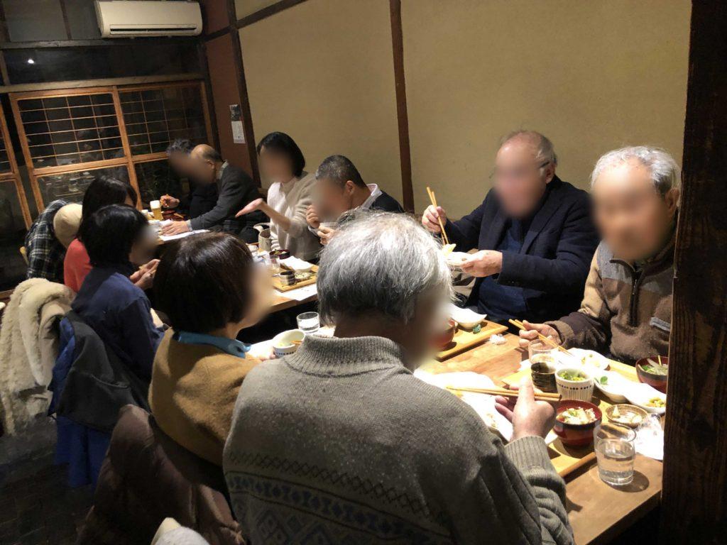 餅つき新年交流会&境野米子さんのワークショップ&お話会