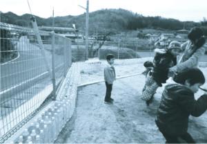 ペットボトル作戦(福島市の保育園)